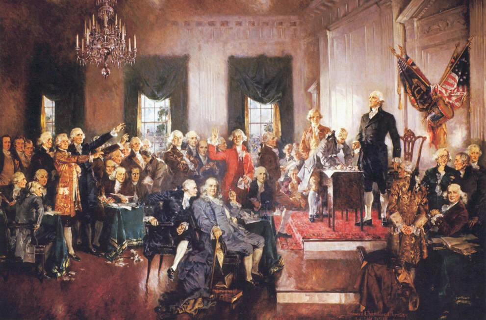 an analysis of the continental congress introduced on a new form of the government as it instituted  A short summary of thomas jefferson's the declaration of independence and adopted by the second continental congress new government will reserve.